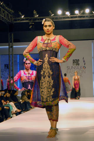 Latest PFDC Collection by Nickie Nina at Lahore