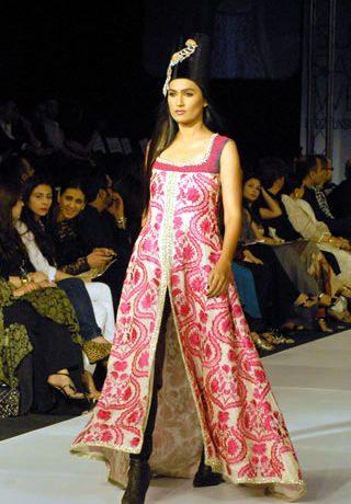 Nickie Nina's Collection at PFDC Sunsilk Fashion Week Karachi 2010