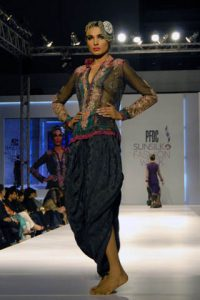 Nickie Nina's Collection at PFDC Sunsilk Fashion Week, PFDC Lahore 2011