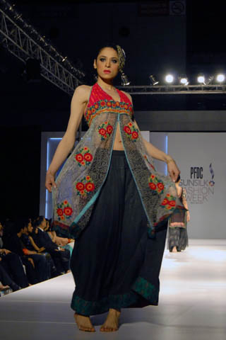 Nickie Nina Latest Collection at PFDC Sunsilk Fashion Week 2011 Lahore