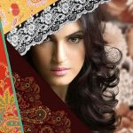 Nadia Hussain in Nishat Summer Lawn Collection 2010