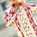 Sanam Saeed in Nishat Summer lawn Collection 2010