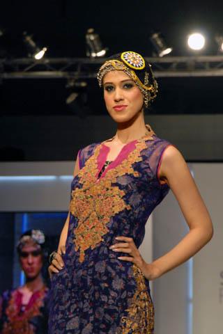 Latest Nickie Nina's Collection at PFDC Sunsilk Fashion Week