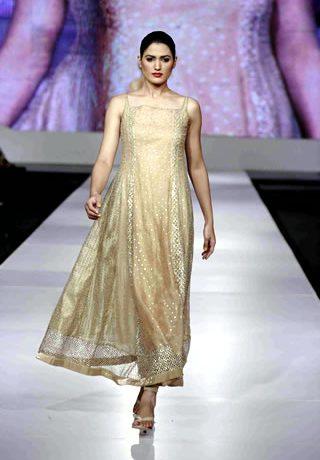 Rano's Heirlooms Collection at PFDC Sunsilk Fashion Week 2010 Karachi