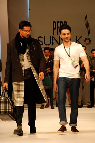 Republic 2011 Collection at PFDC Sunsilk Fashion Week Lahore