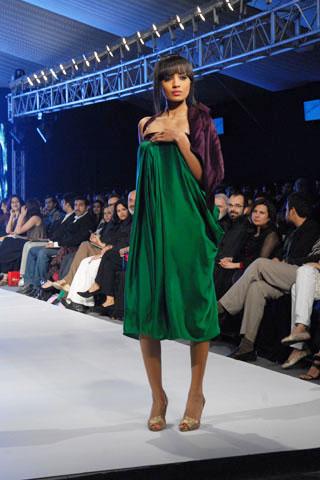 Sadaf Malaterre's Collection at PFDC Sunsilk Fashion Week 2010