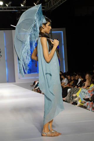Sadaf Malaterre Collection at PFDC Sunsilk Fashion Week Lahore 2011