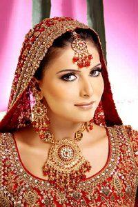 Pakistani Bridal Wear Collection by Bunto Kazmi Fashion Designer