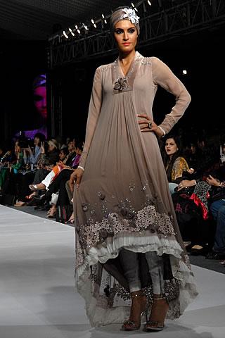 Sarah Salman's collection at PFDC Sunsilk Fashion Week 2010