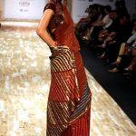 Designing rang by Satya Paul