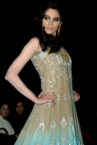 Shazia Collection at Bridal Couture Week 2010