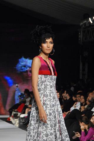Sobia Nazir's collection at PFDC Sunsilk Fashion Week 2010