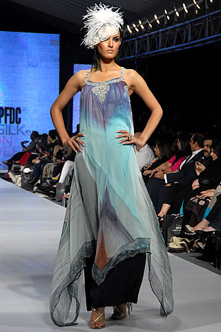 Sequence of Bloom by Sobia Nazir at PFDC Sunsilk Fashion Week 2010