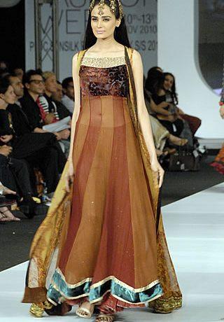 Sobia Nazir's Collection at PFDC Sunsilk Fashion Week 2010 Karachi