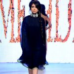 Meesha Shafi in Mehdi's collection