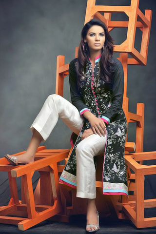 Threads and Motifs Winter Collection 2011