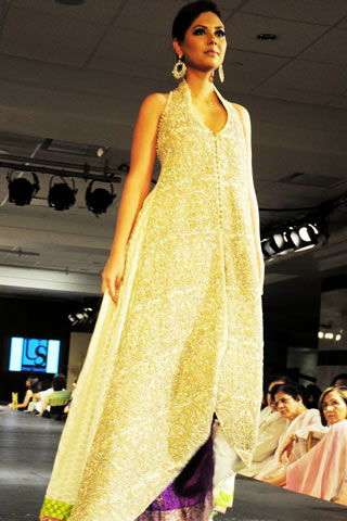 Umer Sayeed frock collection