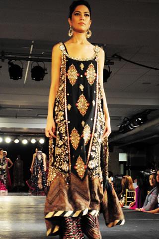 Umar Sayeed lehenga collection 2010