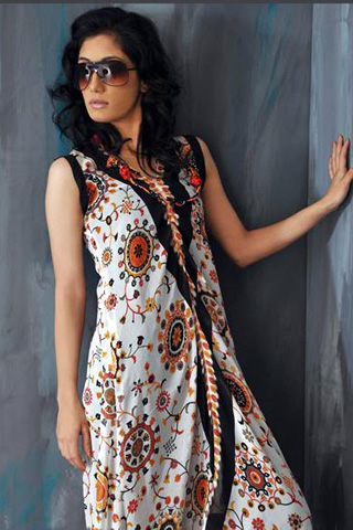 Summer Lawn collection 2010 by Yahsir Waheed