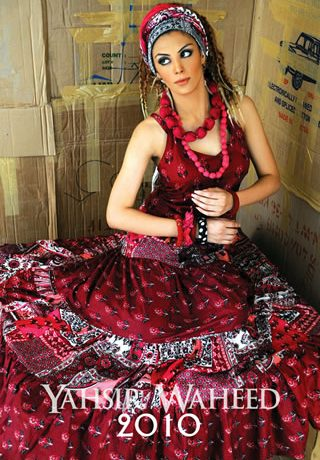 Yasir Waheed Spring/Summer Lawn Collection 2010 (part 3)