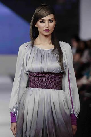 YBQ's Collection at PFDC Sunsilk Fashion Week 2010 Karachi