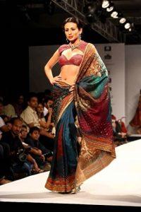 Satya Paul in Kolkata Fashion Week 2009, Pakistani Fashion Designer