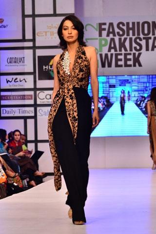 Ayesha F Hashwani at Fashion Pakistan Week 2012 Day 1