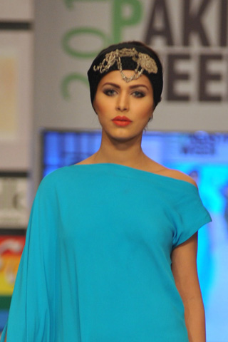 Body Focus at Fashion Pakistan Week 2012