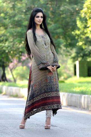 Eid Dresses Collection 2012 by Sobia Nazir, Pakistani Eid Dresses 2012