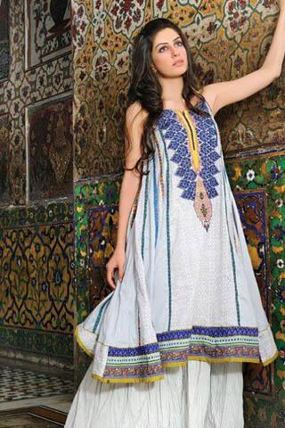 Eid Lawn Collection 2012 by Alkaram