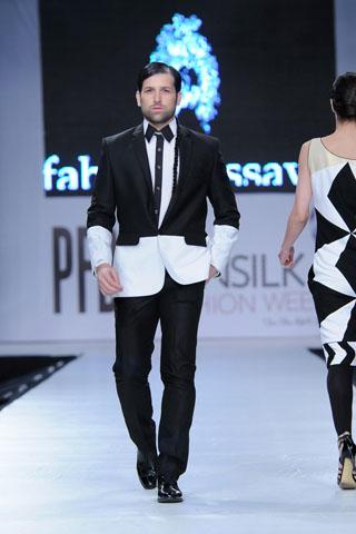 Abdullah Ejaz at PFDC Sunsilk Fashion Week 2012 Day 2
