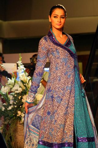 Faiza Samee Eid Lawn Collection 2012 by Al Karam