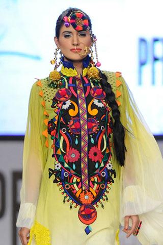Hammad-Ur-Rehman at PFDC Sunsilk Fashion Week 2012