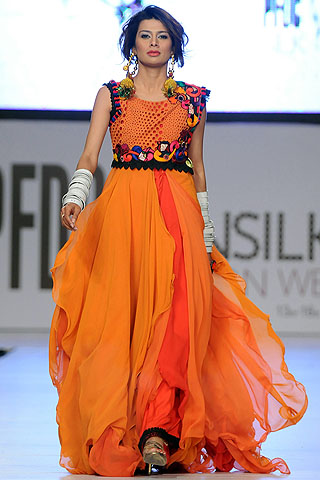 Hammad-Ur-Rehman at PFDC Sunsilk Fashion Week 2012 Day 3, PFDC Sunsilk Fashion Week 2012