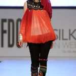 Cybil at PFDC Sunsilk Fashion Week 2012 Day 3