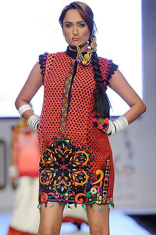 Rubab at PFDC Sunsilk Fashion Week 2012 Day 3