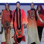 Rubab, Meesha & Sabina at PFDC Sunsilk Fashion Week 2012 Day 3