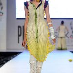 Fayeza Ansari at PFDC Sunsilk Fashion Week 2012 Day 3
