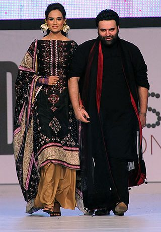 Ittehad Collection at PFDC Sunsilk Fashion Week 2012 Day 3, PFDC Sunsilk Fashion Week 2012