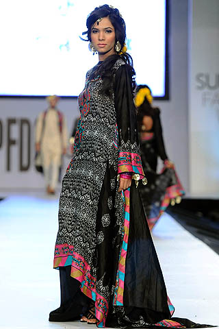 Ittehad Collection at PFDC Sunsilk Fashion Week 2012 Day 3