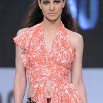 Fashion Model Cybil at PFDC Sunsilk Fashion Week 2012