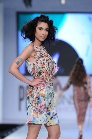 Meesha at PFDC Sunsilk Fashion Week 2012 Day 4