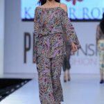 Fayeza Ansari at PFDC Sunsilk Fashion Week 2012 Day 4