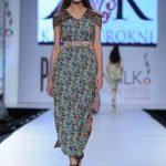Fouzia Aman at PFDC Sunsilk Fashion Week 2012 Day 4