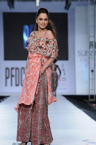 Rubab at PFDC Sunsilk Fashion Week 2012 Day 4