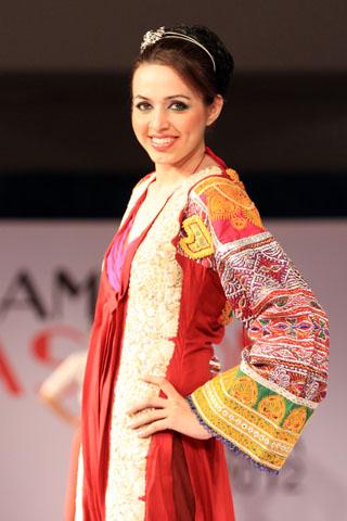 Lakhani Collection at Islamabad Fashion Week