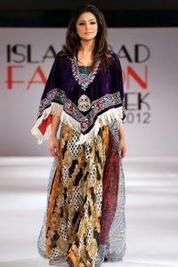 Lakhani Collection at Islamabad Fashion Week A/W 2012, Lakhani at IFW 2012