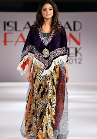 Lakhani Collection at Islamabad Fashion Week A/W 2012, Lakhani at IFW 2012