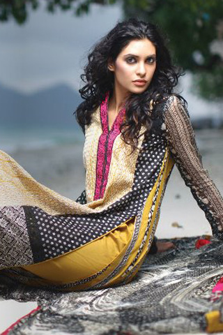 Lakhani Summer Lawn Collection 2012
