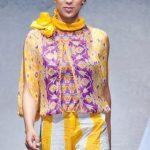 Lala Textiles Summer Collection at Pakistan Fashion Week London 2012